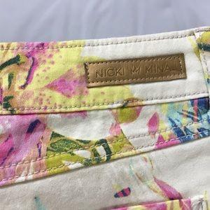 Nicki Minaj Shorts Rolled leg